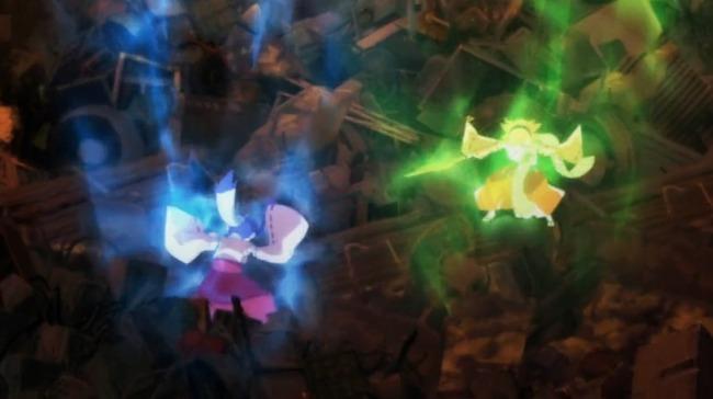 ひぐらしのなく頃に アニメ 最新話 ドラゴンボール 超人バトルに関連した画像-01