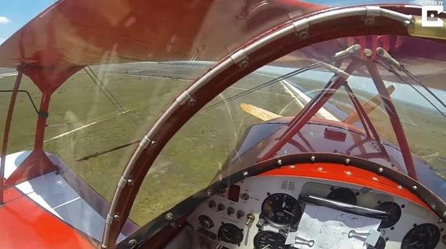 飛行中 エンジン停止 動画に関連した画像-07