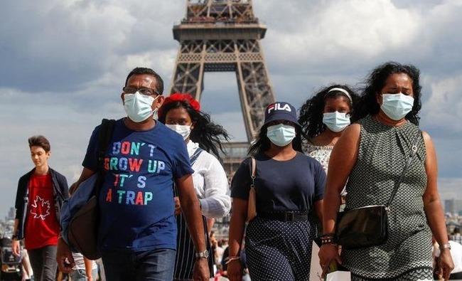 フランス 新型コロナウイルス 非常事態宣言 夜間外出禁止に関連した画像-01