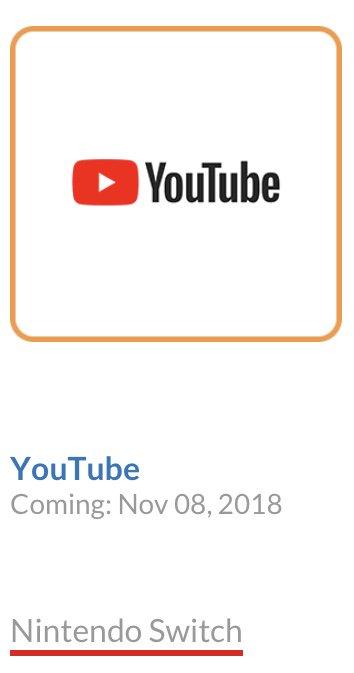 ニンテンドースイッチ YouTube アプリに関連した画像-03