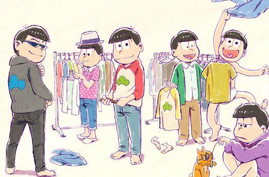 おそ松さん 2期に関連した画像-01