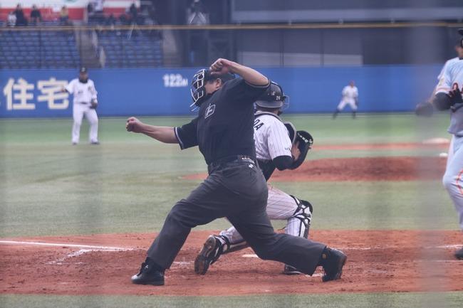 審判 野球 ストライクゾーンに関連した画像-01