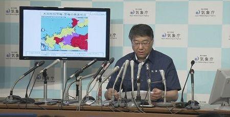 大雨 福岡県 特別警報 気象庁に関連した画像-01