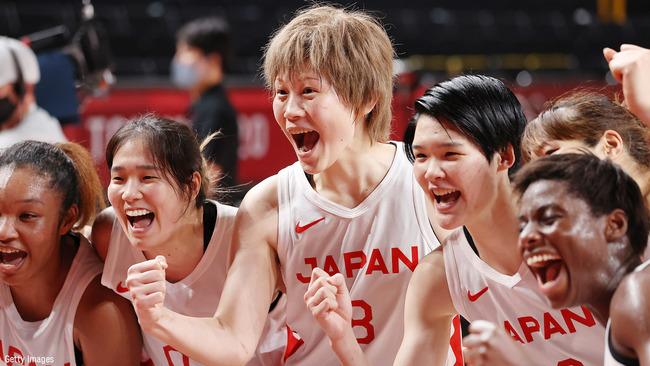 東京五輪 バスケットボール 女子 日本代表に関連した画像-01