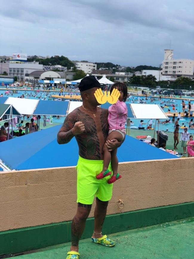 刺青 公共施設 タトゥー プール 炎上に関連した画像-03