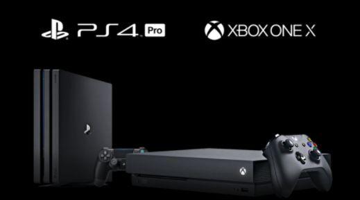 ソニー XboxOneX PS4 スペック ソフトに関連した画像-01