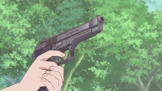 銃 股間 愛好家 男性 発砲に関連した画像-01