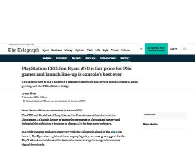 ジム・ライアン ゴッド・オブ・ウォーラグナロク PS5独占 ノーコメント 縦マルチに関連した画像-02