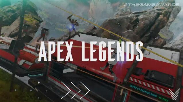 TGA 2019 ApexLegends ベストマルチプレイヤーゲームに関連した画像-01