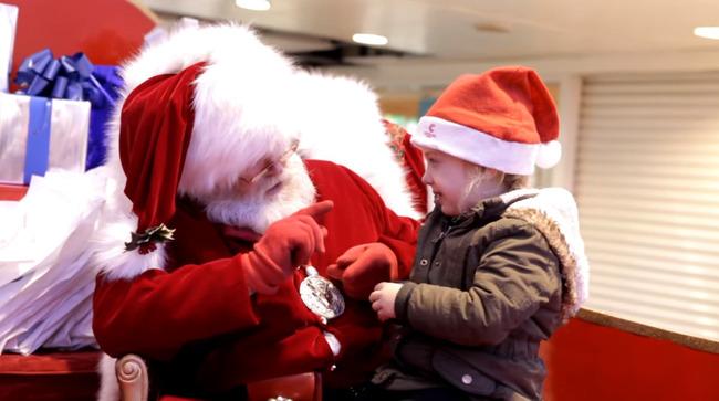 サンタクロース サンタ 神対応に関連した画像-08