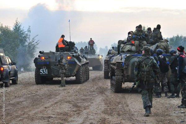 ロシア サバゲー 戦車 4500人 砲撃 爆破に関連した画像-04