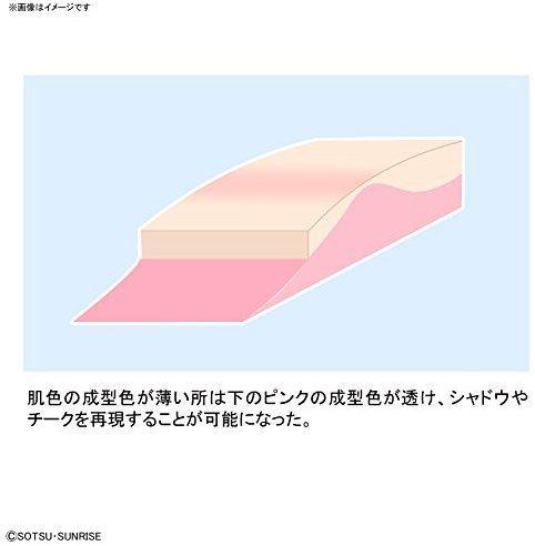 バンダイ ホビー事業部 フィギュア プラモデル ふみな先輩 変態技術に関連した画像-03