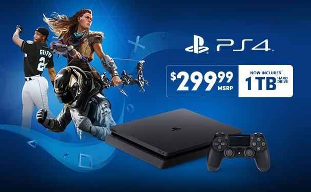 【!?】米ソニーが「PS4」のさらなる値下げを発表!!!!1TBモデルが500GBモデルと同じ価格に!!スイッチ逝ったああああああああ