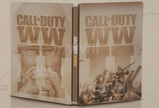 コールオブデューティ WW2 新作 CODWW2 次回作に関連した画像-05