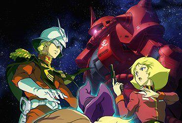 機動戦士ガンダム THE ORIGIN I 青い瞳のキャスバルに関連した画像-01