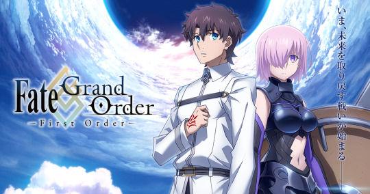 アニメ『Fate/GO』 大晦日22時から放送決定!!最新PVも公開!