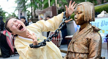 釜山慰安婦像問題、韓国が日本の対抗措置に本気を感じさすがに「マズイ」と焦る