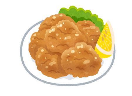 唐揚げ 調味料 トッピング レモンに関連した画像-01