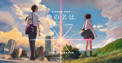 ご当地アニメ 都道府県 ソニー生命 ランキング 君の名は。に関連した画像-01