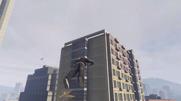 グランド・セフト・オート GTA フックショットに関連した画像-09