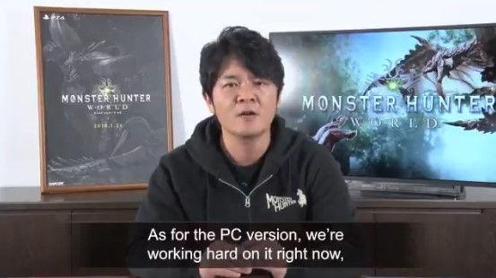 モンスターハンターワールド PC版 2018年 秋に関連した画像-02