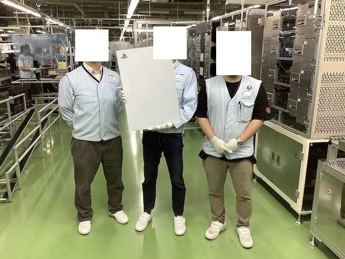 PS5本体生産工場写真流出に関連した画像-04