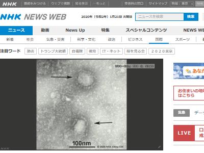 中国 新型ウイルス肺炎 コロナウイルス 感染拡大 春節に関連した画像-02