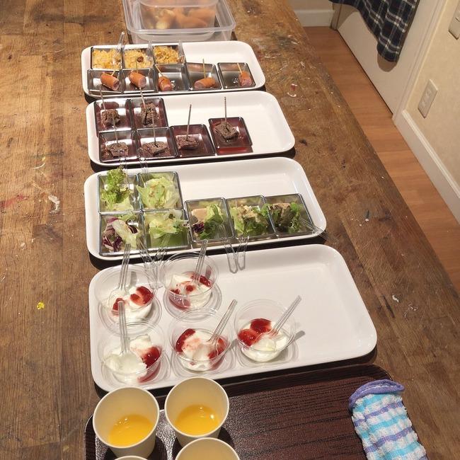 妹 テンション 晩御飯 兄 試食に関連した画像-05