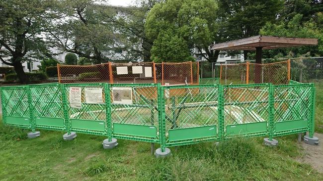 公園 砂場 使用中止 絶滅危惧種 ヤマトスナハキバチに関連した画像-02