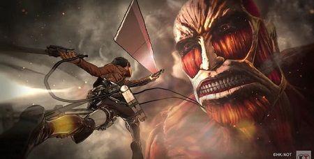 進撃の巨人 無双 PS4に関連した画像-01