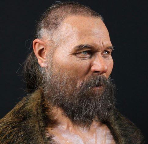 スウェーデン 8000年前 頭骨 復元 リュドビックに関連した画像-03