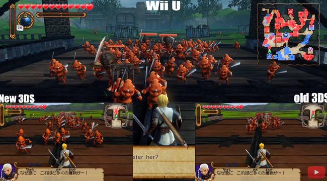 WiiU 3DS ゼルダ無双 に関連した画像-04