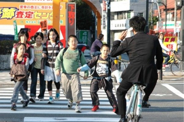 自転車 歩道 通行禁止に関連した画像-01