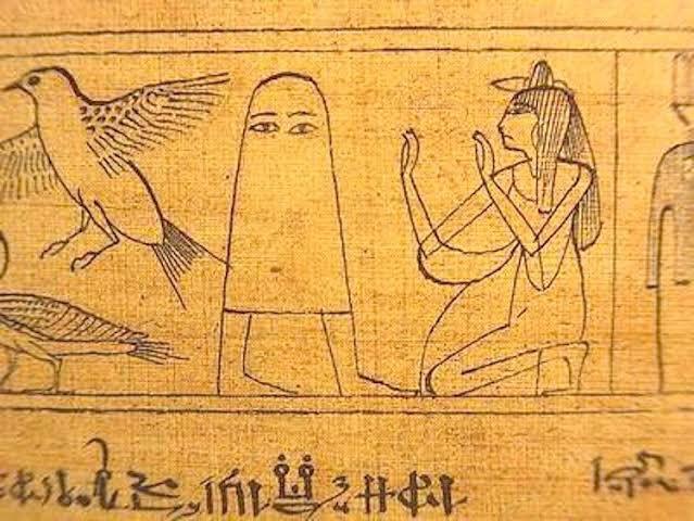 メジェド エジプト学者 古代エジプト神話 ブーム ミーム 海外に関連した画像-03