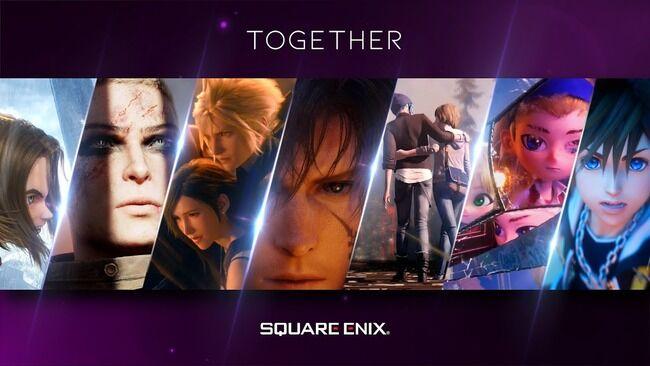 スクウェア・エニックス スクエニ 新作ゲーム E3 発表に関連した画像-01