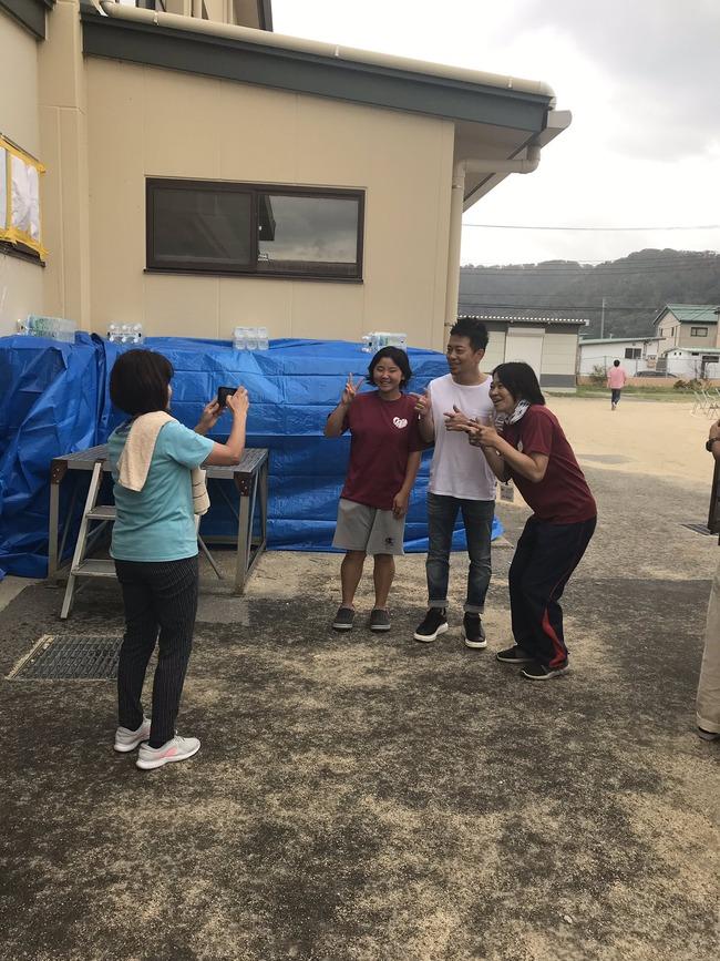 宮迫博之 雨上がり決死隊 千葉 被災地 ボランティアに関連した画像-04