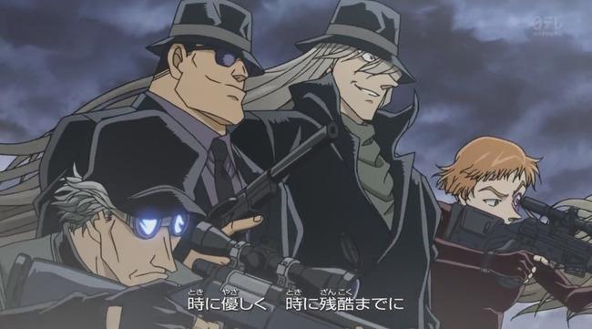 名探偵コナン コナン OP バトルアニメ 映画 に関連した画像-16