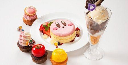 カービィカフェ 東京 大阪 パンケーキに関連した画像-01