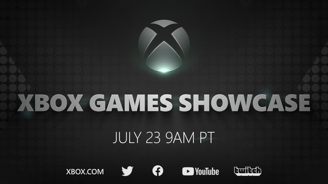 Xbox イベント XboxGamesShowcase ゲームの話のみに関連した画像-01