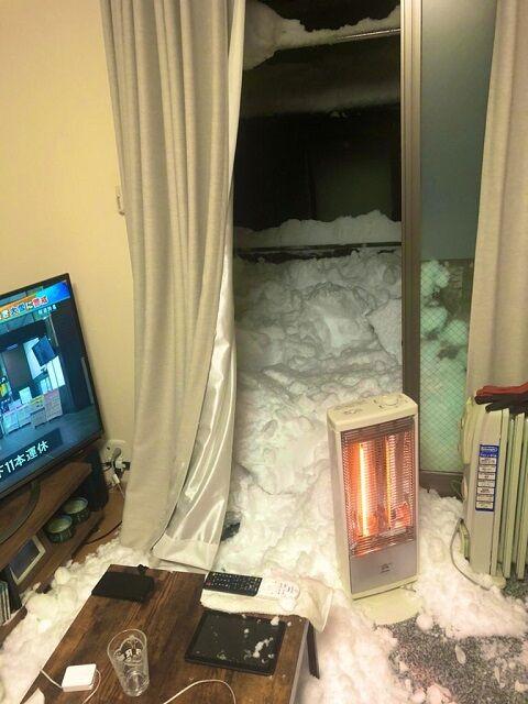 雪 屋根 窓 大惨事 富山県 積雪 に関連した画像-02