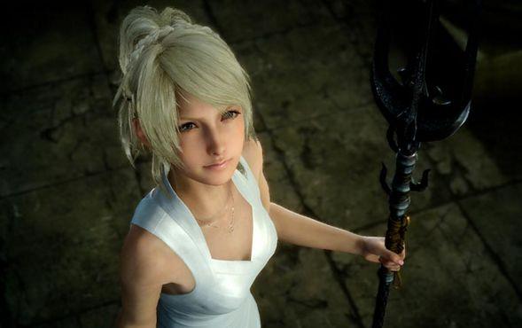 FF15 ファイナルファンタジー15 DLC 女性プレイアブルキャラ 女性主人公 追加 スクエニ に関連した画像-01