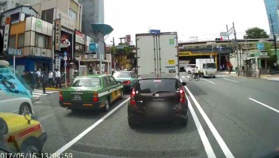 ドライブレコーダー 歩行者 車に関連した画像-11