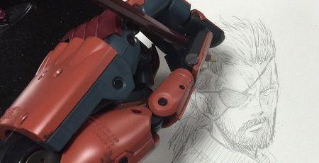 真島ヒロ フェアリーテイル 速筆 メタルギアソリッド5に関連した画像-01