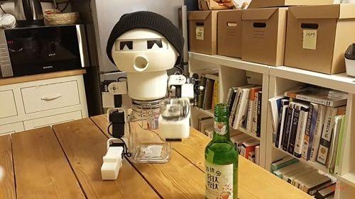 ロボット 酒 韓国 一人暮らし ソウル 博物館に関連した画像-01