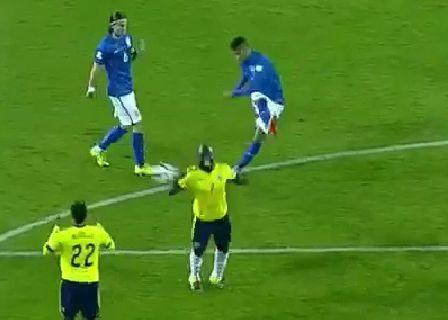 サッカー ブラジル コロンビア ネイマールに関連した画像-01