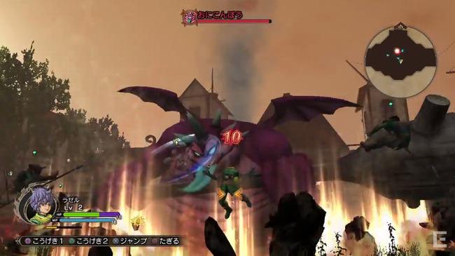 ドラゴンクエストヒーローズ2 双子の王と予言の終わり PS4 PS3 PSVitaに関連した画像-28