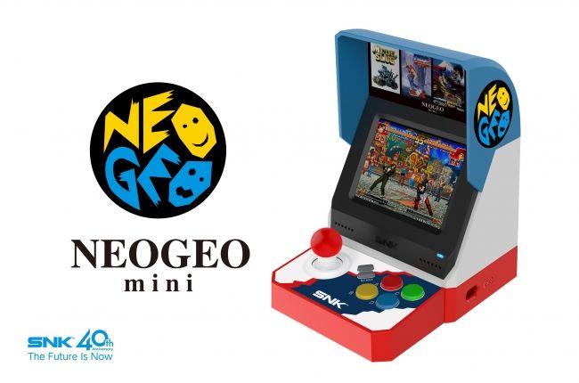 ネオジオ NEOGEO miniに関連した画像-01