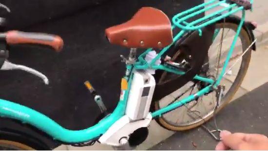 自転車 サドル 脱出 機能 ロケットに関連した画像-01