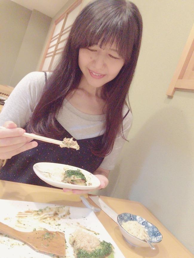 中田譲治 井上喜久子 声優 お好み焼き デートに関連した画像-02