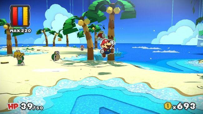 『ペーパーマリオ』開発者の川出氏「面白いゲームを出すより利益を出すほうが大事」